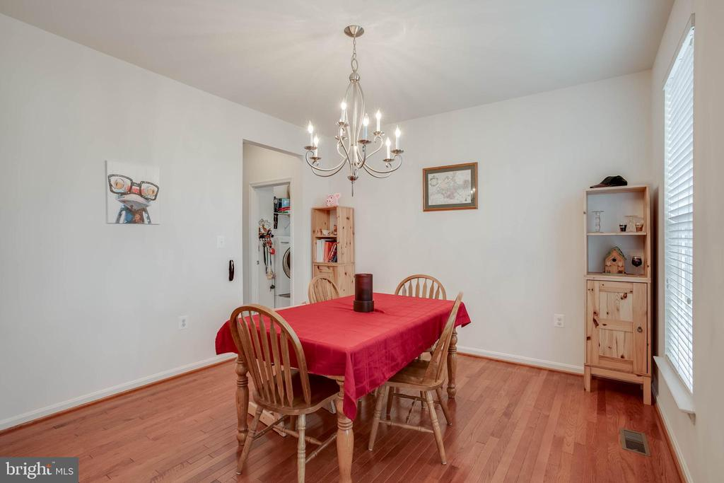 Dinning Room - 36083 WELLAND DR, ROUND HILL