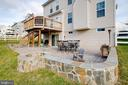Patio with Fire Pit - 36083 WELLAND DR, ROUND HILL