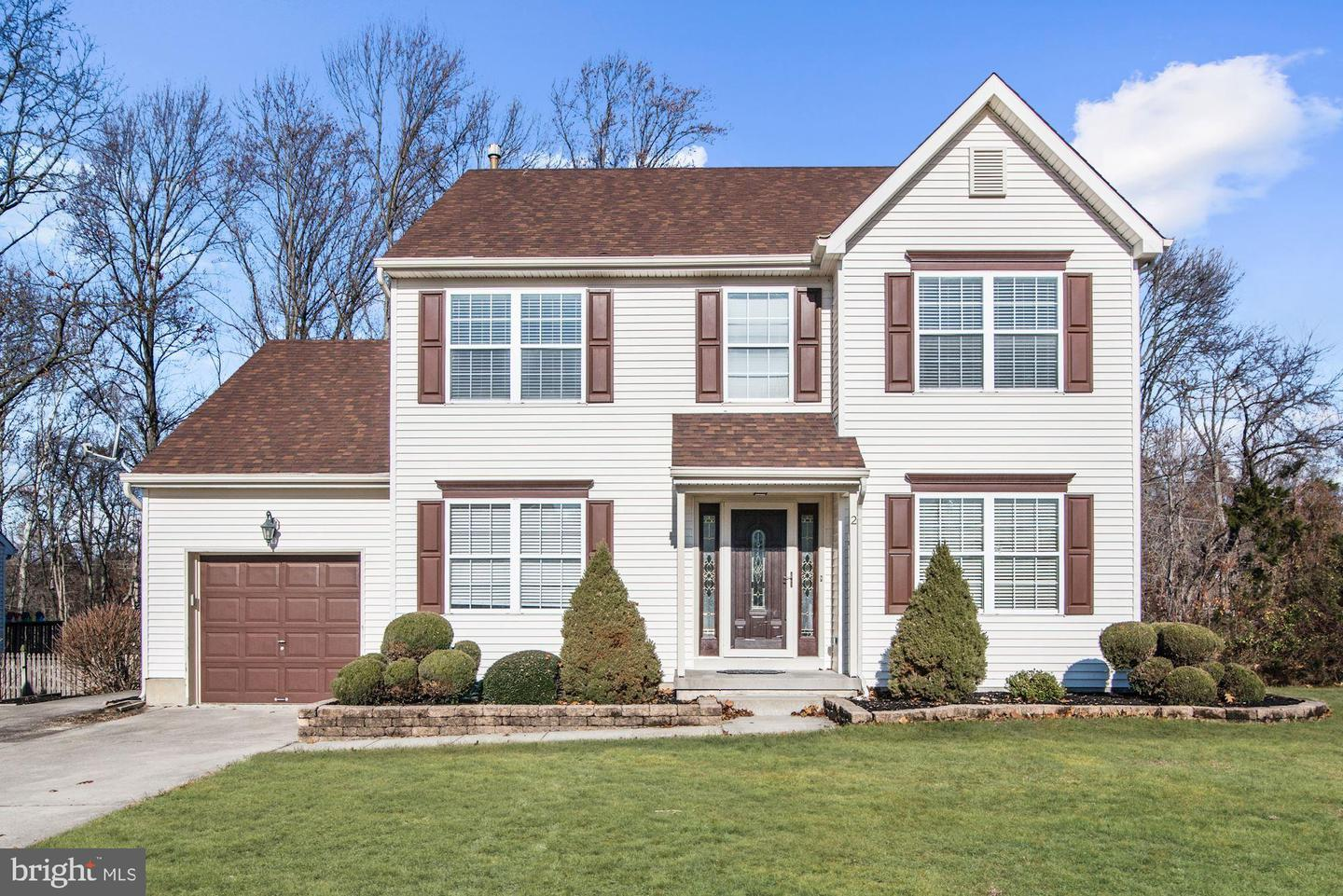 Single Family Homes for Sale at Turnersville, New Jersey 08012 United States