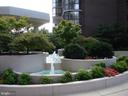 The Belvedere fountain - 1600 N OAK ST #1510, ARLINGTON