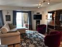 View from the entryway * - 1600 N OAK ST #1510, ARLINGTON