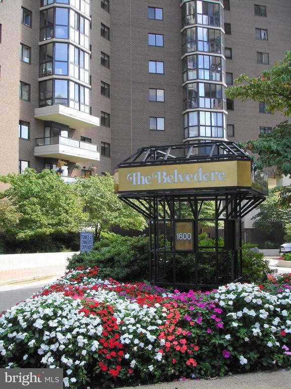The Belvedere - 1600 N OAK ST #1510, ARLINGTON