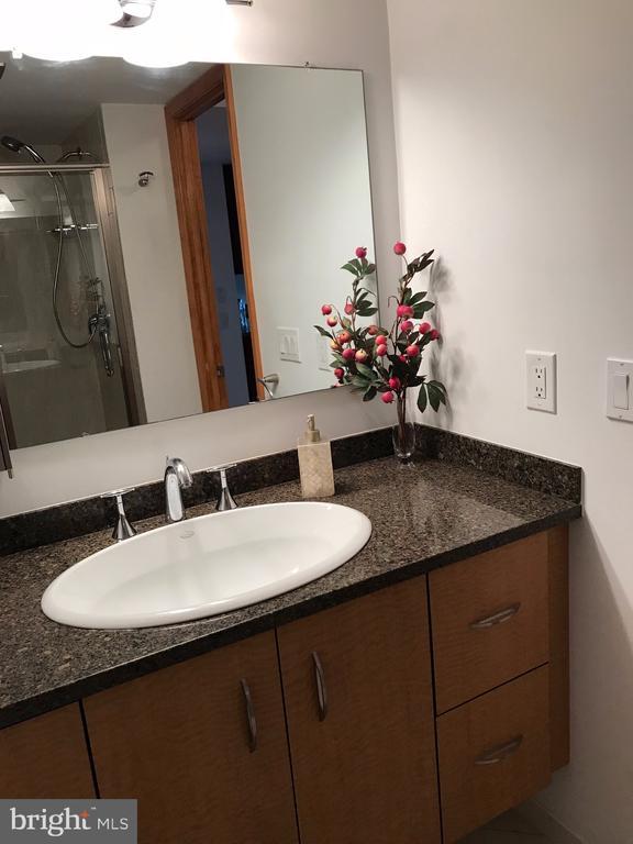Second bathroom vanity * - 1600 N OAK ST #1510, ARLINGTON