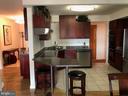 Kitchen peninsula * - 1600 N OAK ST #1510, ARLINGTON