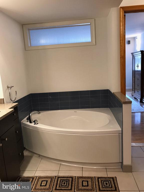 Master en suite - soaking tub - 1600 N OAK ST #1510, ARLINGTON