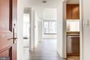 Open Floorplan - 1155 23RD ST NW #8J, WASHINGTON