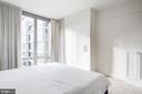 Light-filled Bedroom - 1155 23RD ST NW #8J, WASHINGTON