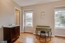 Owners suite closet/dressing area - 4301 NORBECK RD, ROCKVILLE