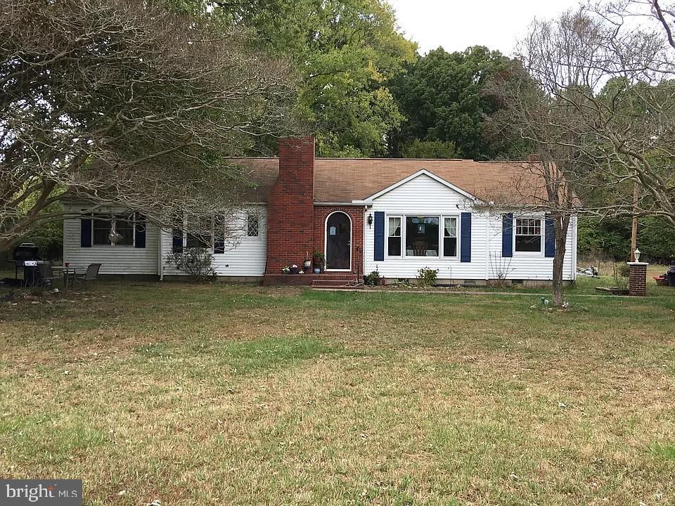 Single Family Homes 为 销售 在 Toddville, 马里兰州 21672 美国
