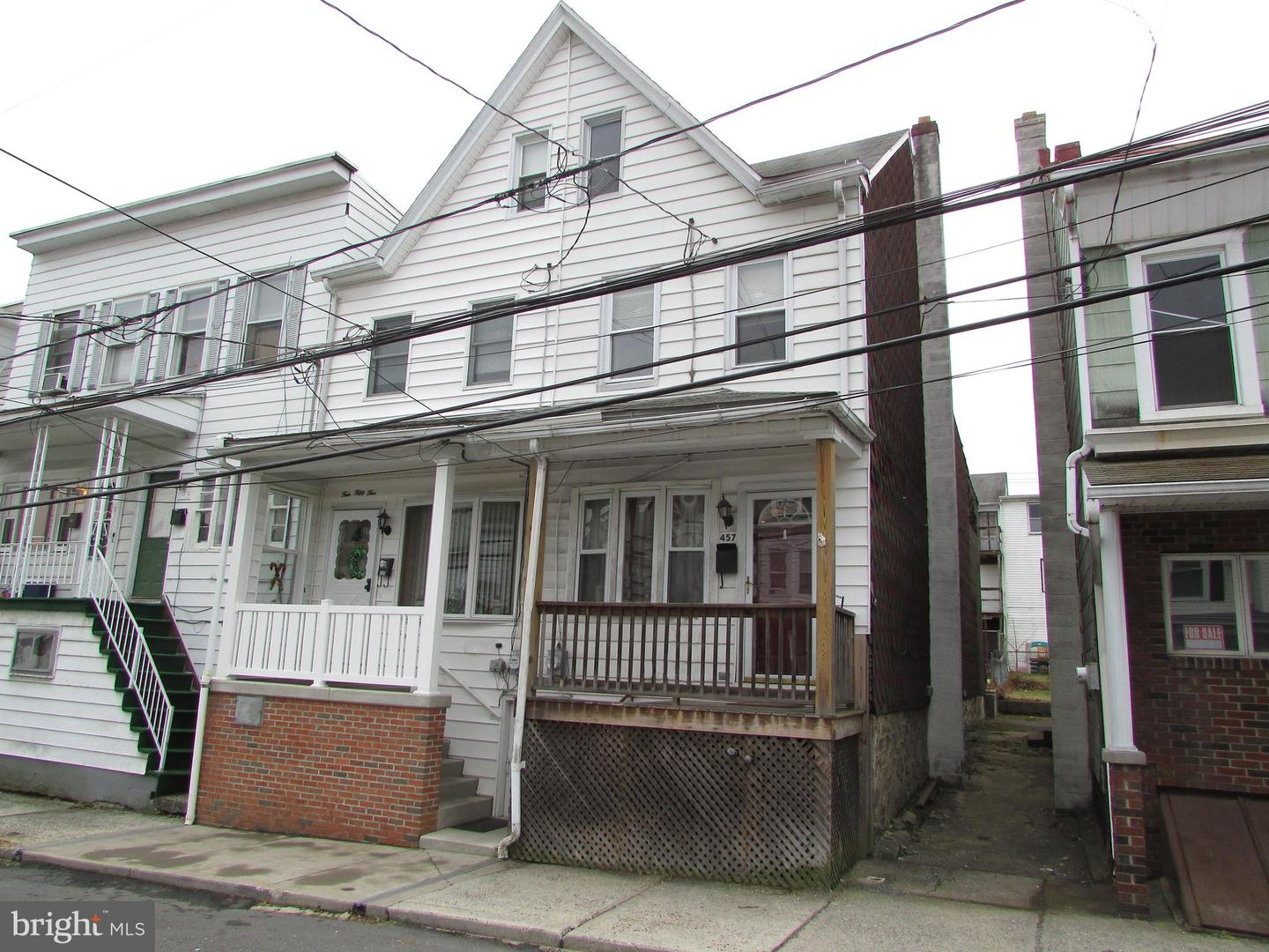 Single Family Homes for Sale at Minersville, Pennsylvania 17954 United States