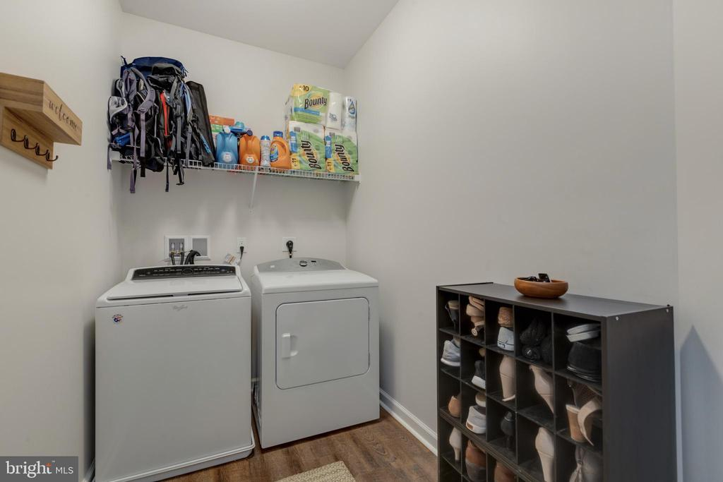 Laundry Room - 153 VILLAGE CIR, HARPERS FERRY