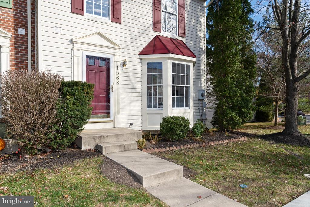 Exterior - 1568 BEVERLY CT, FREDERICK