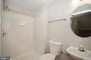 Basement bath - 1568 BEVERLY CT, FREDERICK