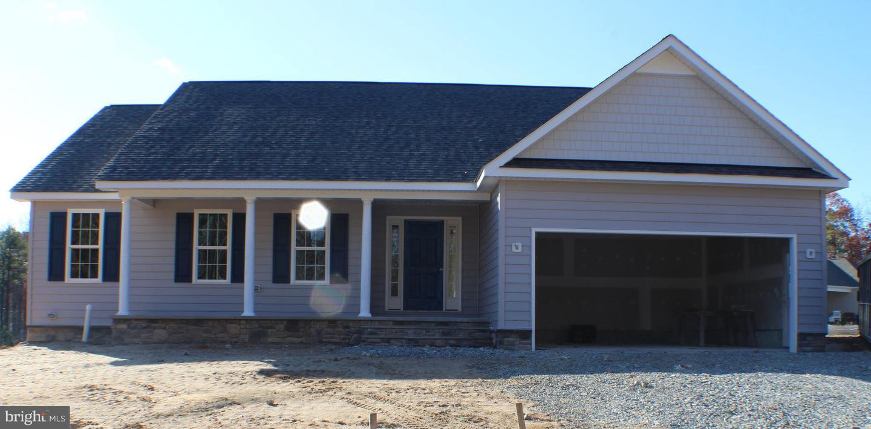 Single Family Homes のために 売買 アット Bowling Green, バージニア 22427 アメリカ