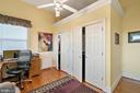 two walk-in closets + another not shown - 20775 AIRMONT RD, BLUEMONT