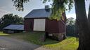 front of the bank barn ca. 1797 - 20775 AIRMONT RD, BLUEMONT