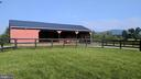 hay and storage shed - 20775 AIRMONT RD, BLUEMONT