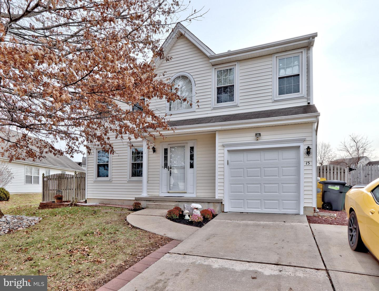 Single Family Homes för Försäljning vid Westampton, New Jersey 08060 Förenta staterna