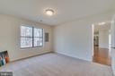 Second bedroom, split bedroom plan - 4229 LAKEVIEW PKWY, LOCUST GROVE