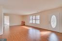 Huge family room with wood floors - 4229 LAKEVIEW PKWY, LOCUST GROVE