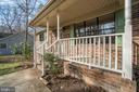 Welcome guests on the Covered porch! - 4229 LAKEVIEW PKWY, LOCUST GROVE