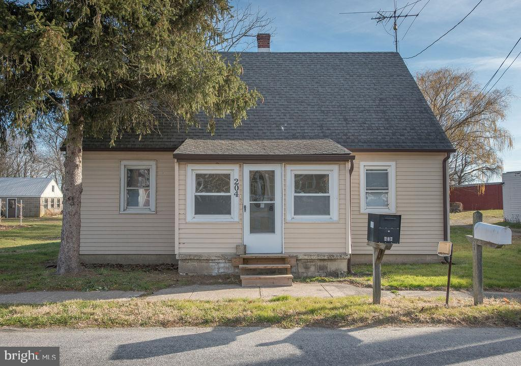 Single Family Homes pour l Vente à Leipsic, Delaware 19901 États-Unis