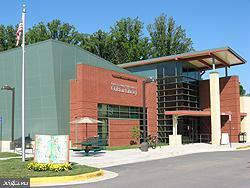 Beautiful Oakton Library - 2830 HUNTER MILL RD, OAKTON