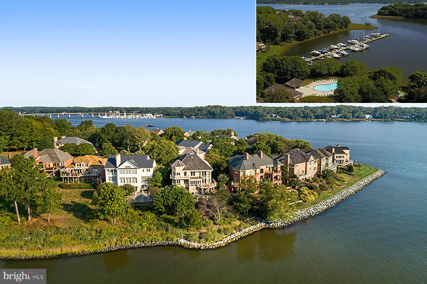 Single Family Homes por un Venta en Edgewater, Maryland 21037 Estados Unidos