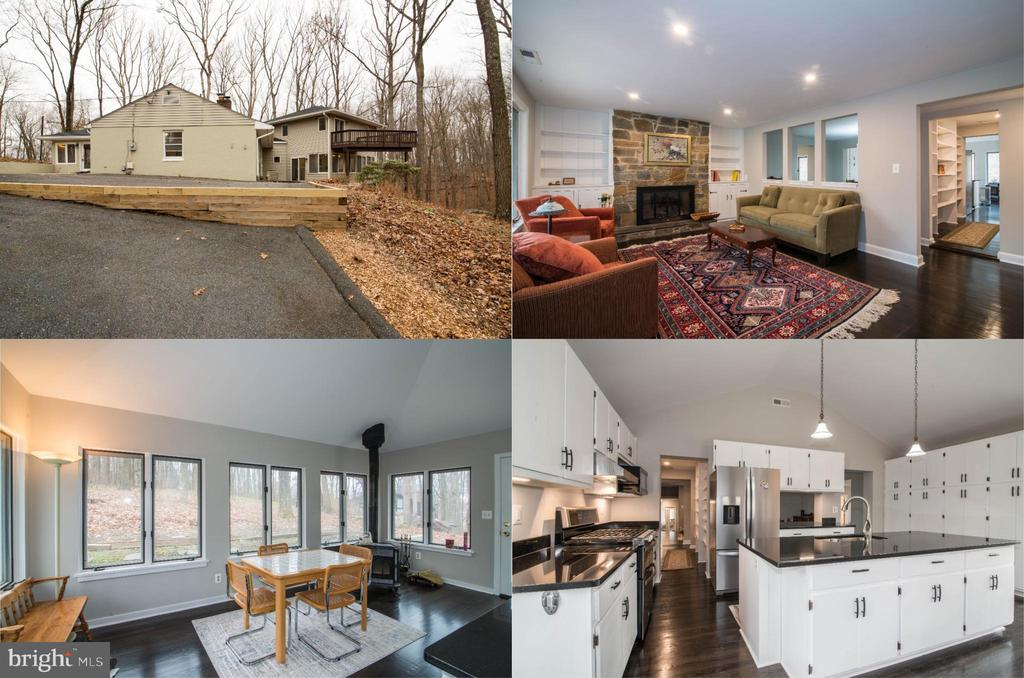 Beautifully renovated home loaded with upgrades! - 11110 KINGSTEAD RD, DAMASCUS