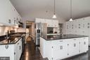 Gourmet Kitchen - 11110 KINGSTEAD RD, DAMASCUS