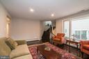 Living Room - 11110 KINGSTEAD RD, DAMASCUS