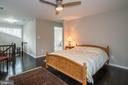 Master Bedroom - 11110 KINGSTEAD RD, DAMASCUS