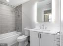 2nd full bathroom - 8302 WOODMONT AVE #901, BETHESDA