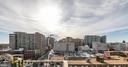 View from community terrace - 8302 WOODMONT AVE #803, BETHESDA