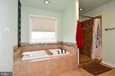 Master, Soaking Tub & Walk-in Shower - 107 JENKINS CT, MANASSAS PARK