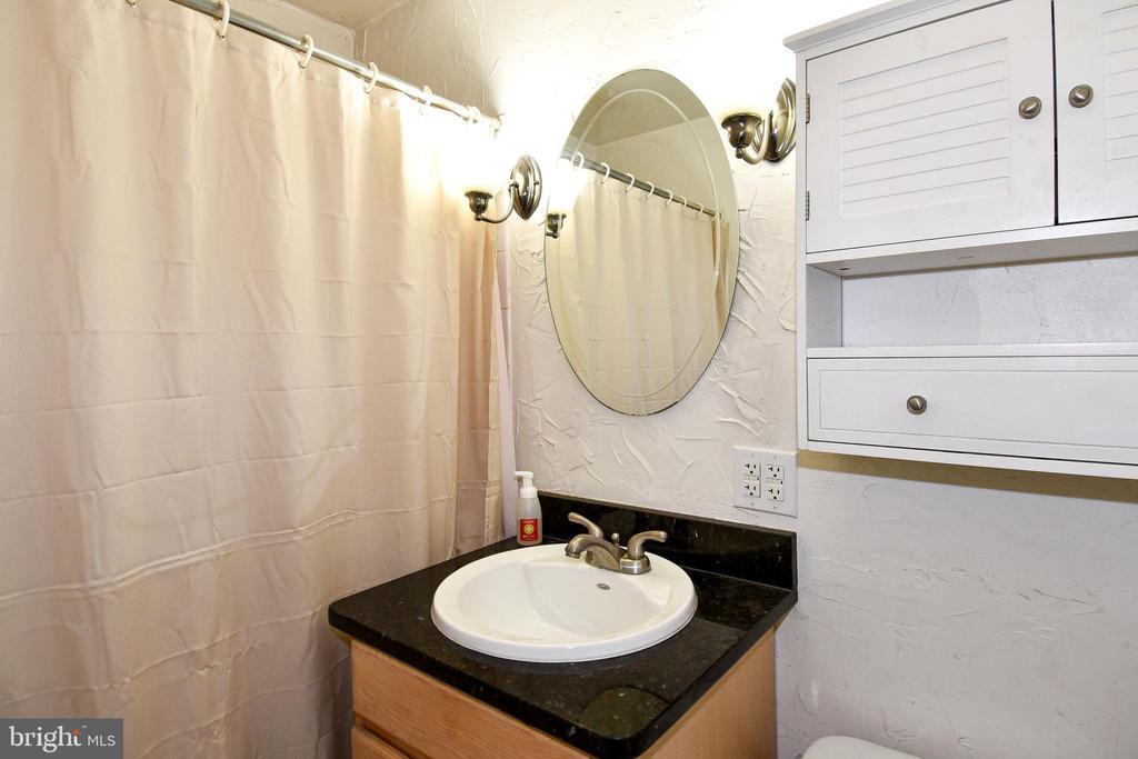 2nd Full Bath Tub & Shower - 107 JENKINS CT, MANASSAS PARK
