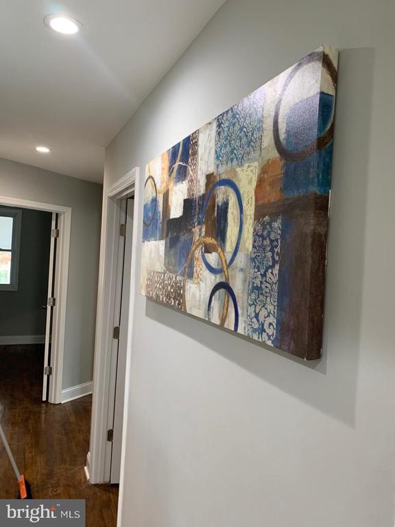 Main Level Hallway - 5020 LEE ST NE, WASHINGTON