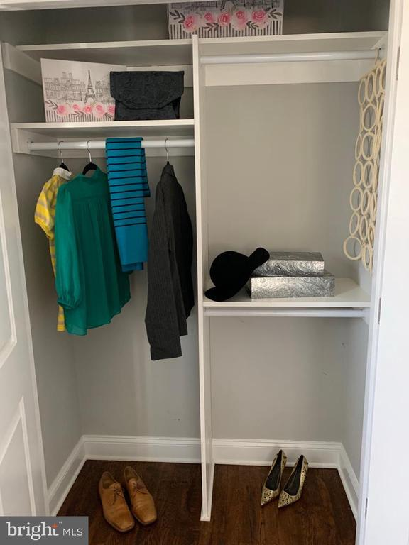 Closet Organizer - 5020 LEE ST NE, WASHINGTON