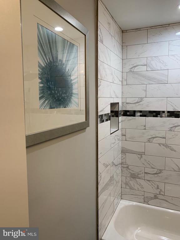 Full Hallway Bathroom/Soothe Your Senses - 5020 LEE ST NE, WASHINGTON