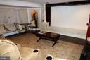 Theater/media room - 4309 SUNDOWN RD, GAITHERSBURG