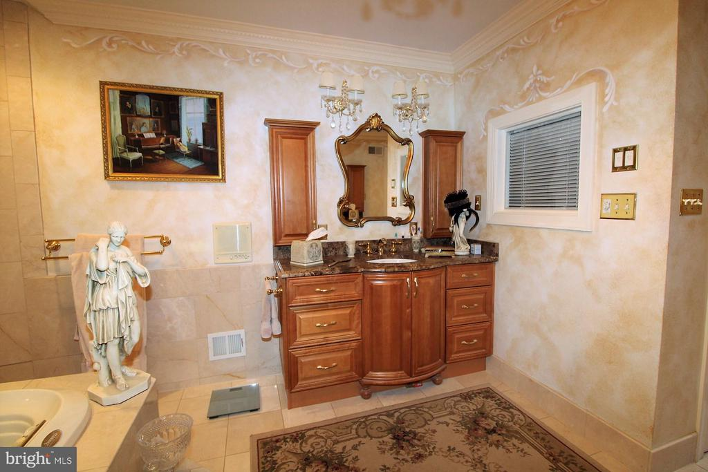Double vanity - 4309 SUNDOWN RD, GAITHERSBURG