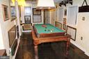 Billiard room - 4309 SUNDOWN RD, GAITHERSBURG