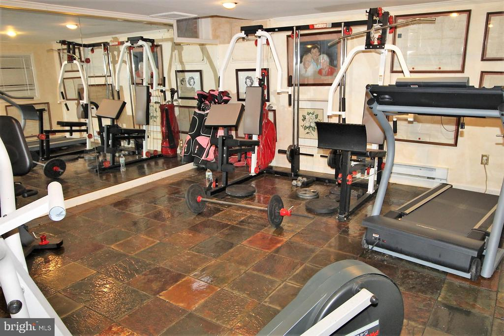 Personal gym - 4309 SUNDOWN RD, GAITHERSBURG