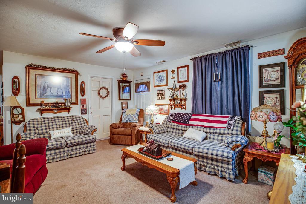 Living Room - 324 FOURTH ST, FREDERICKSBURG