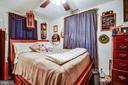 Main Floor Bedroom - 324 FOURTH ST, FREDERICKSBURG