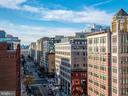 Sweeping F Street views - 912 F ST NW #905, WASHINGTON