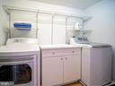 In-unit laundry room - 912 F ST NW #905, WASHINGTON