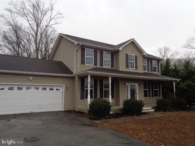 Single Family Homes pour l Vente à Bryantown, Maryland 20617 États-Unis