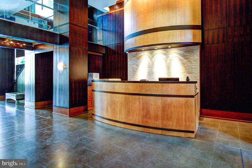 Concierge - 11990 MARKET ST #413, RESTON