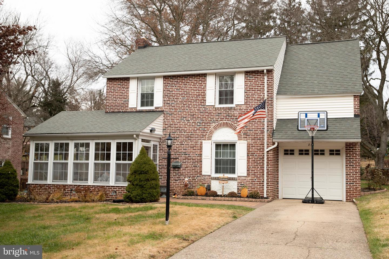 Single Family Homes 용 매매 에 Wallingford, 펜실바니아 19086 미국